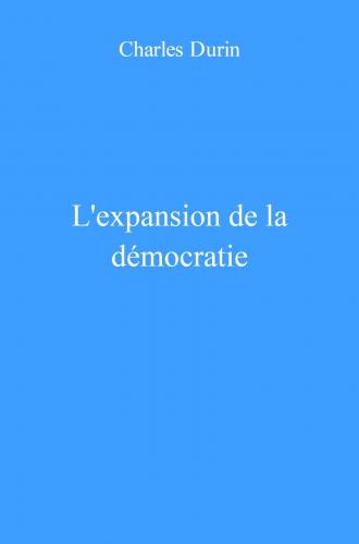 L'expansion de la démocratie