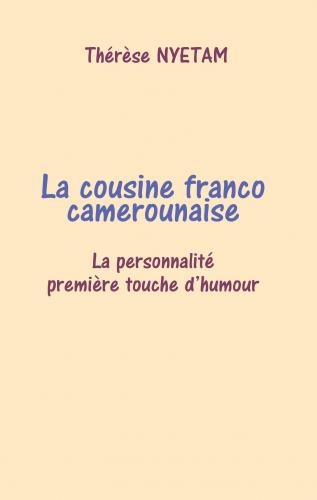 La cousine franco camerounaise
