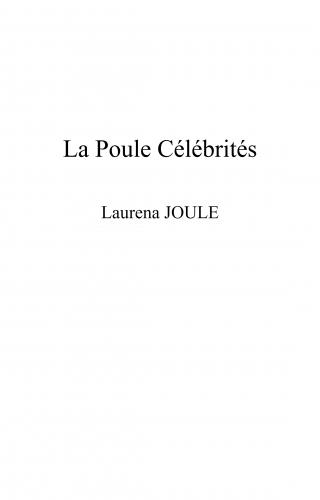 La Poule Célébrités