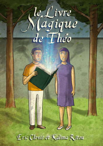 Le Livre magique de Théo