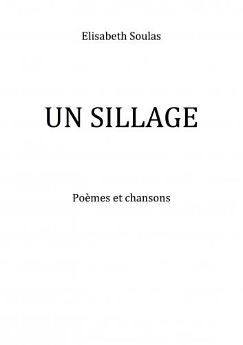 Un Sillage