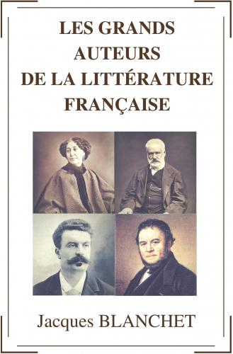 les-grands-auteurs-de-la-litterature-francaise
