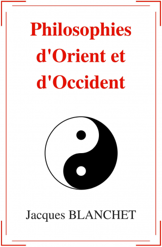 Philosophies d'Orient et d'Occident