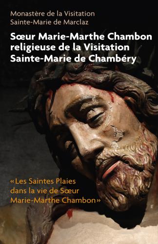 Sœur Marie-Marthe Chambon religieuse de la Visitation Sainte-Marie de Chambéry