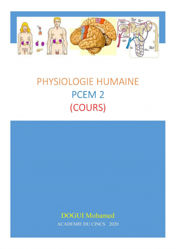 physiologie-humaine-pcem2