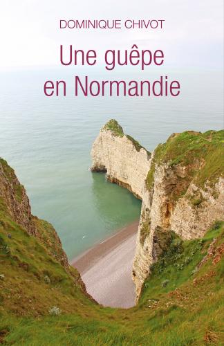 Une guêpe en Normandie